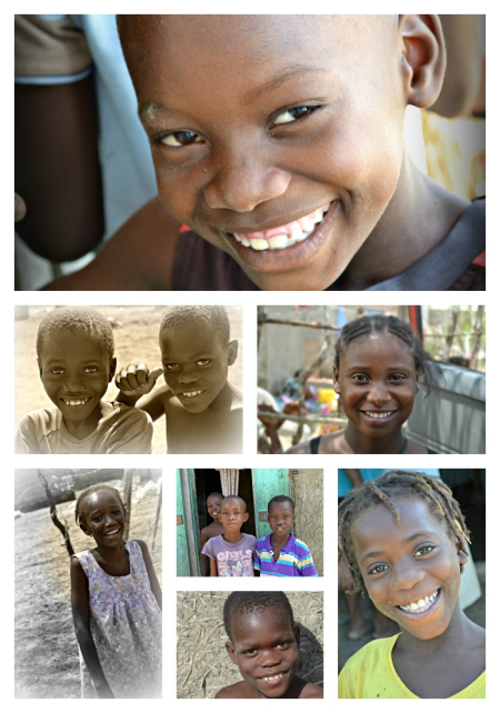 Smiles Collage